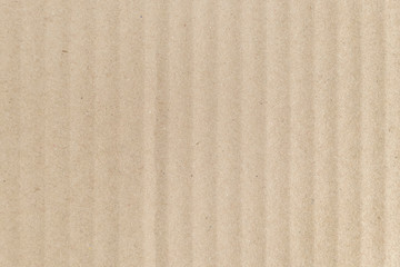 Brown cardboard paper pattern and texture for background.