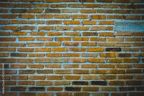 Brick Wall Texture In High Resolution Background Stock Photo And