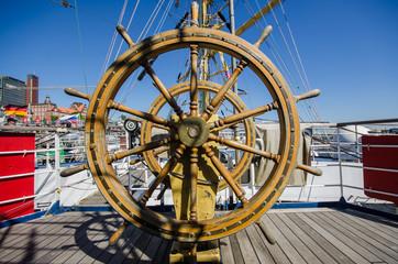 Big Ship rudder