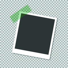 Photo frame vector design illustration