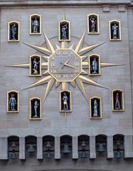 horloge Bruxelles
