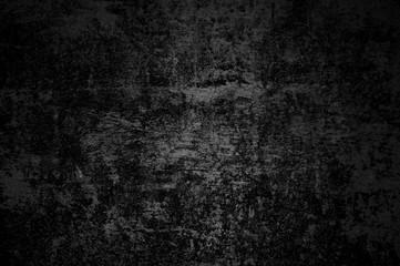 Dreckige dunkle schwarze Oberfläche als Hintergrund