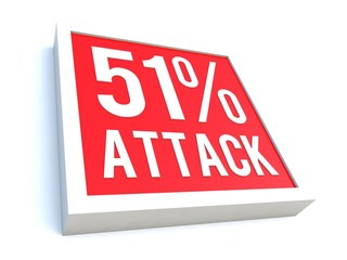 51% attack red alert