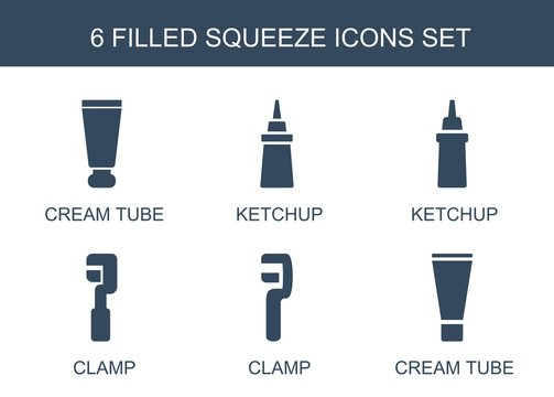 squeeze icons