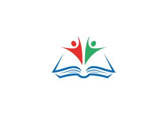 Book Learn Kids Logo