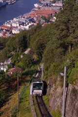 Spot from Bergen, the second city of Norway and a fantastic city to enjoy at summer.