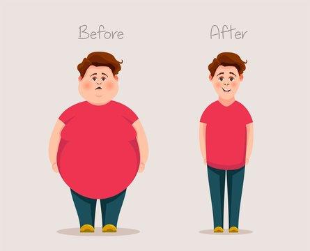 15,156 best fat man cartoon images, stock photos & vectors   adobe stock  adobe stock
