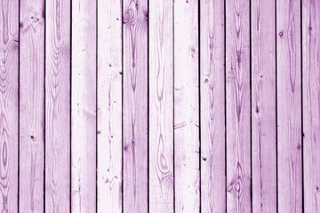 Wooden wall texture in purple tone.