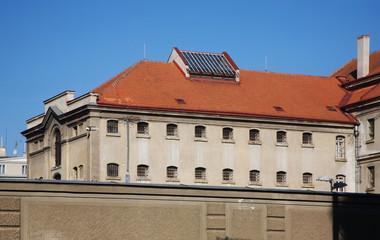 District Court in Olomouc. Moravia. Czech Republic