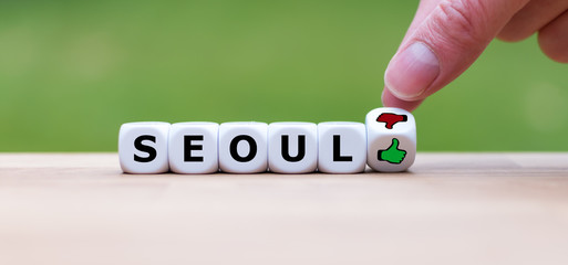 Thumbs up or thumbs down? Travel rating for the city of Seoul, Korea