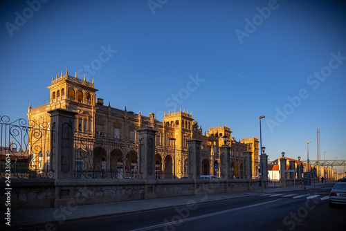 Estacion De Tren De Zamora Espana Stock Photo And Royalty Free