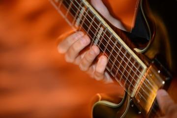 Guitarrista Jazz