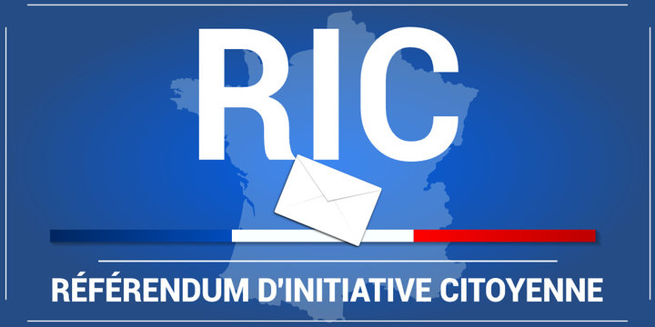 RIC - référendum diInitiative Citoyenne