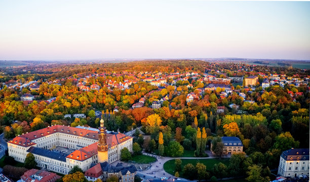 Weimar from above