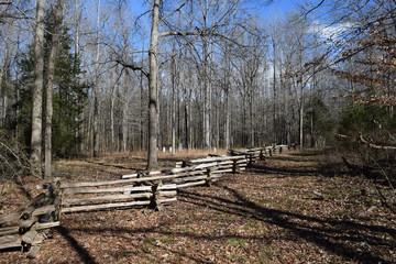 Davis Bridge Battlefield in Pocahontas Tennessee