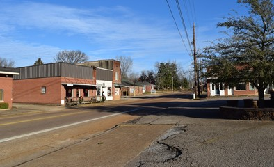 Main Street in Middleton, Tennessee