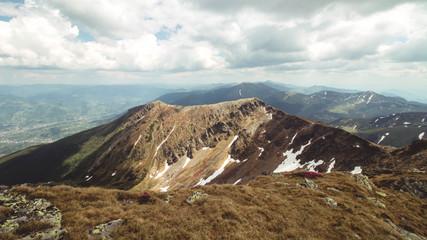 The amazing Carpathian Mountains in Romania - Rodna Mountains