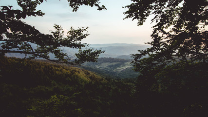 The amazing Carpathian Mountains - The Roosters Comb