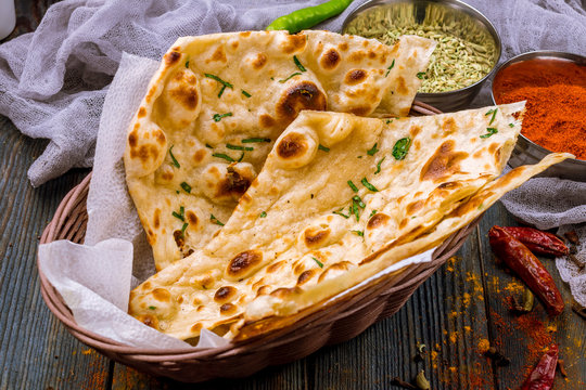 bread tandoori indian cuisine