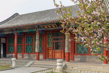 Sommerpalast in Peking in China