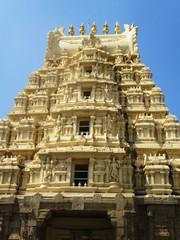Sri-Ranganathaswamy-Tempel in Shrirangapattana in der Nähe von Mysore / Südindien