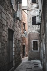 Altstadt in Omis , Kroatien