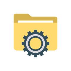 folder  setting  directory