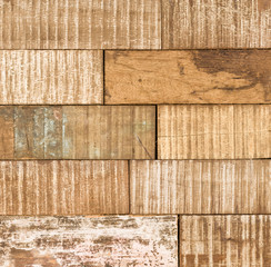 A weathered wood texture