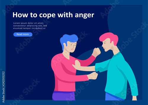 Landing page templates for psyhology mental problems