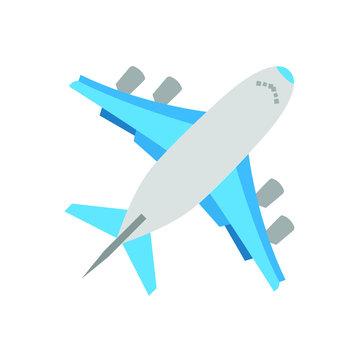 airplane emoji vector