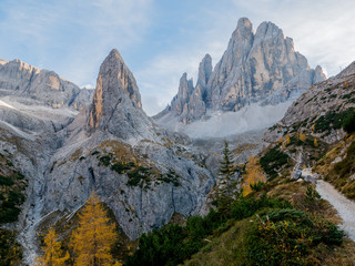 Dolomites mountains South Tyrol