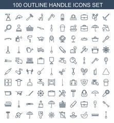 handle icons