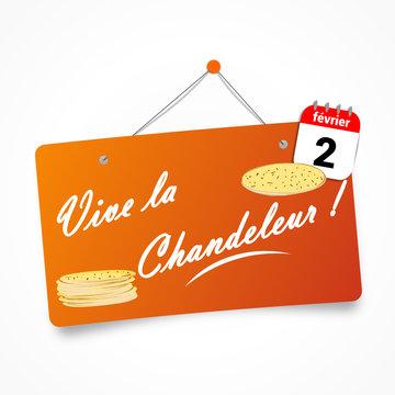 vive la chandeleur - c'est la chandeleur - 2 février 2019