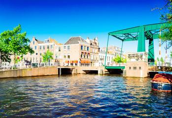 Leiden in Netherlands
