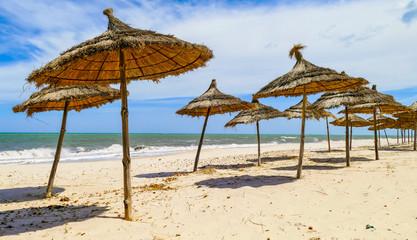 Mittelmeerstrand Port El Kantaoui