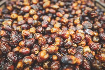 Delicious dates in Oman