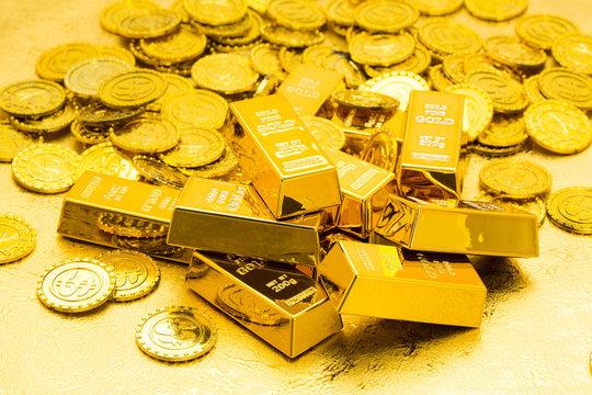 新芽と金貨