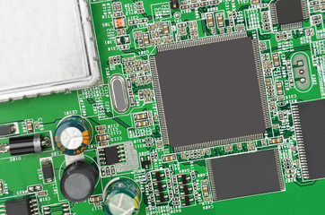 Green modem motherboard