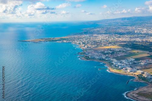 views of paphos cyprus