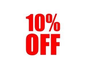 Sale Discount Offer Off Flat Design