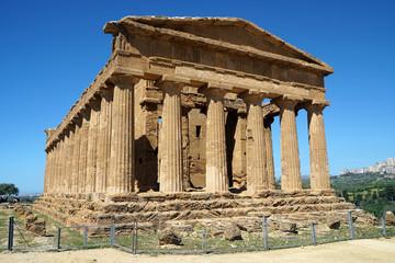 Tempel in Agrigento