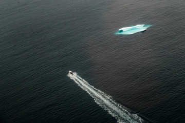 The Wider Image: Greenland's residents grapple with global warming
