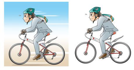 自転車通勤01