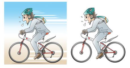 自転車通勤02
