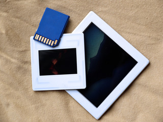 Film and digital photographic recording media
