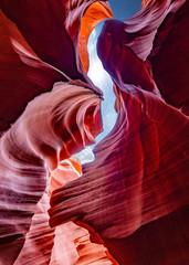 Wall Mural - Canyon Antelope, Arizona, USA