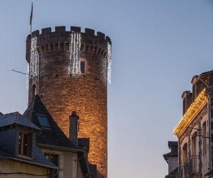 Allassac (Corrèze - France) - Tour César