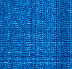 Vector blue jeans texture. Abstract triangles pattern