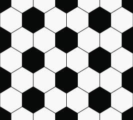 Footbal seamless pattern