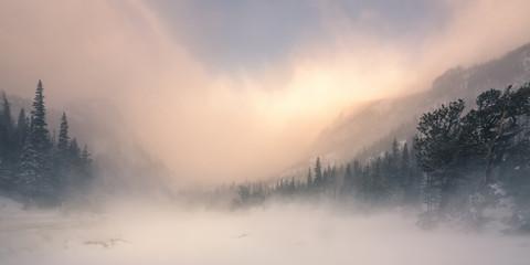Snowblind Fototapete